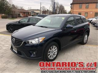 Used 2016 Mazda CX-5 GS-AWD/BACKUP CAM, SUNROOF/1.90, C.P.O!!! for sale in Toronto, ON