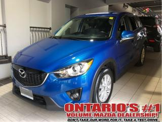 Used 2014 Mazda CX-5 GS for sale in Toronto, ON