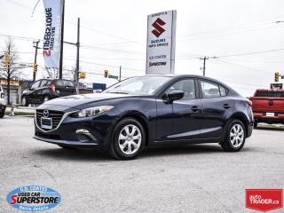 Used 2016 Mazda MAZDA3 GX ~SkyActiv Technology ~Backup Cam ~Bluetooth for sale in Barrie, ON