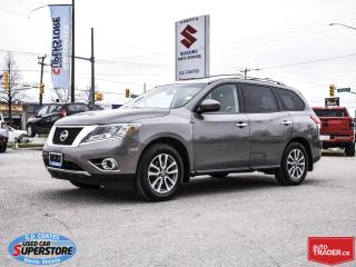 Used 2013 Nissan Pathfinder SV AWD ~7 Passenger ~Heated Seats ~Backup Camera for sale in Barrie, ON