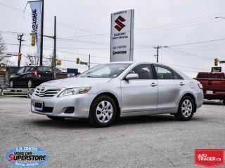 Used 2010 Toyota Camry LE ~Leather ~Very Clean Car for sale in Barrie, ON