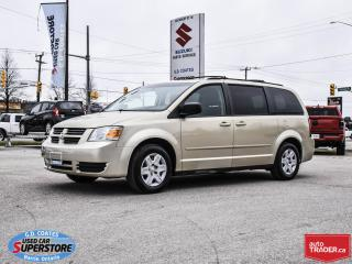 Used 2010 Dodge Grand Caravan SE ~Full Stow 'N Go ~Power Windows + Vents for sale in Barrie, ON
