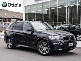 Used 2016 BMW X5 xDrive35d M Sport Diesel Head Up Display Navi for sale in Ottawa, ON
