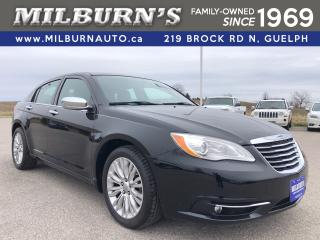 Used 2014 Chrysler 200 Limited for sale in Guelph, ON