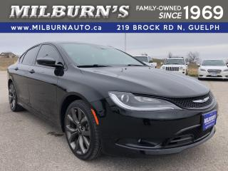 Used 2015 Chrysler 200 S V6 for sale in Guelph, ON