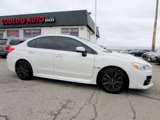 Used 2017 Subaru Impreza WRX WRX AWD 6 SPD CAMERA BLUETOOTH CERTIFIED WA for sale in Milton, ON