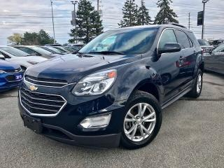 Used 2017 Chevrolet Equinox LT Rear CAM|Remote Start|Heated Seats| for sale in Mississauga, ON