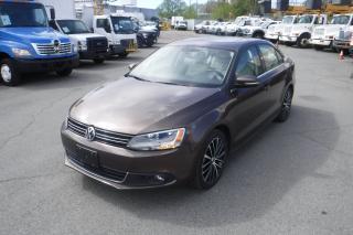 Used 2014 Volkswagen Jetta HIGHLINE TDI DIESEL for sale in Burnaby, BC