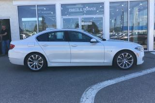 Used 2014 BMW 5 Series 535i xDrive for sale in Vernon, BC
