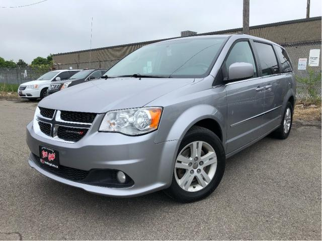 2016 Dodge Grand Caravan Crew Nice Trade In! 3rd Row Fold Away Seating