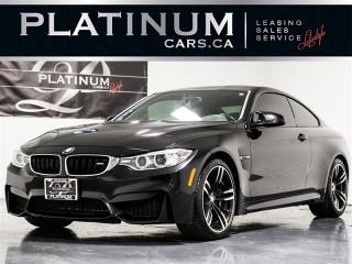 Used 2016 BMW M4 NAVI, Heads UP DISP, Carbon ROOF, CAM, Heated Lthr for sale in Toronto, ON