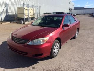 Used 2003 Toyota Camry 4DR SDN LE AUTO for sale in Quebec, QC