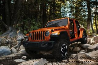 New 2019 Jeep Wrangler Unlimited Sahara for sale in Thornhill, ON