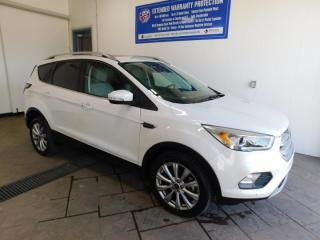 Used 2018 Ford Escape Titanium LEATHER NAVI SUNROOF for sale in Listowel, ON