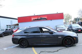 Used 2013 BMW 5 Series 528i xDrive AWD  M Appearance Pkg  BC Car  No Acci for sale in Surrey, BC