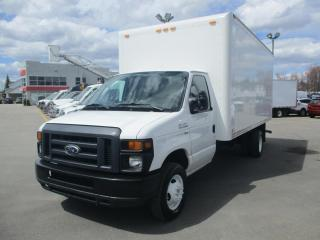 Used 2016 Ford E450 FORD E-450 CUTAWAY CUBE 16' for sale in Terrebonne, QC