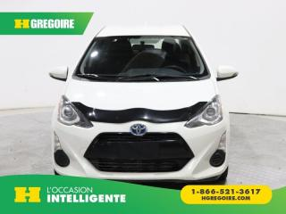 Used 2015 Toyota Prius c 5DR HB HYBRIDE A/C for sale in St-Léonard, QC