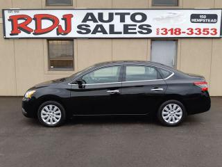 Used 2014 Nissan Sentra S 1 OWNER,ACCIDENT FREE for sale in Hamilton, ON