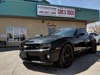 Used 2012 Chevrolet Camaro 2SS $249.46 BI WEEKLY! $O DOWN! SS!!! 426 HP!!!! for sale in Bolton, ON