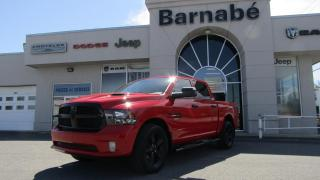 Used 2019 RAM 1500 NIGHT EDITION CREW CAB APPLE CARPLAY AND for sale in Napierville, QC