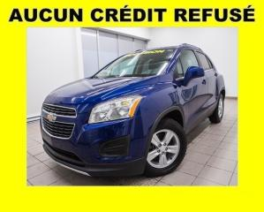 Used 2015 Chevrolet Trax LT for sale in St-Jérôme, QC
