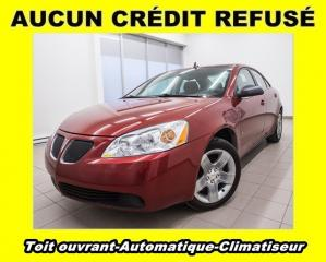 Used 2008 Pontiac G6 SE for sale in St-Jérôme, QC