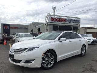 Used 2015 Lincoln MKZ 2.0ECOBOOST - NAVI - PANO ROOF - LEATHER for sale in Oakville, ON