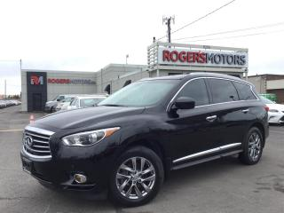 Used 2015 Infiniti QX60 AWD - NAVI - 360 CAMERA - SUNROOF for sale in Oakville, ON
