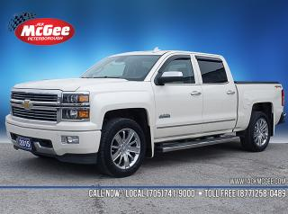 Used 2015 Chevrolet Silverado 1500 High Country 5.3L, Full Feat Bkts, NAV, Bose, Alert Pkg, 20