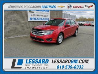 Used 2011 Ford Fusion BERLINE 4 PORTES, 4 CYL. EN LIGNE, SE, TRACTION AV for sale in Shawinigan, QC