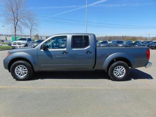 Used 2016 Nissan Frontier SV Awd Crew cab * 54 000km * for sale in Ste-Foy, QC