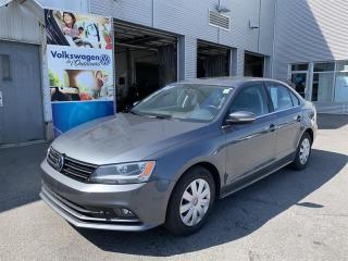 Used 2015 Volkswagen Jetta Trendline plus 1.8T 5sp for sale in Gatineau, QC