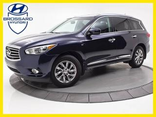 Used 2015 Infiniti QX60 Cuir Toit Awd for sale in Brossard, QC