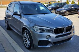 Used 2016 BMW X5 xDrive35i M Sport for sale in Dorval, QC