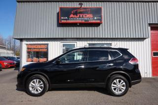 Used 2015 Nissan Rogue SV AWD for sale in Lévis, QC
