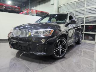 Used 2015 BMW X3 xDrive35i|MSPORT|NAV|EXEC|TECH|20'| for sale in Montréal, QC