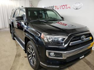 Used 2016 Toyota 4Runner Ltd 7 Passagers for sale in Montréal, QC