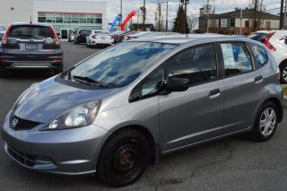 Used 2009 Honda Fit DX-A *** Petite voiture pas chère *** for sale in Longueuil, QC