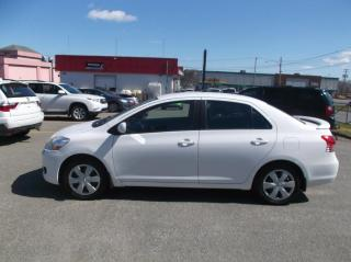 Used 2008 Toyota Yaris Berline 4 portes BM for sale in Ancienne Lorette, QC