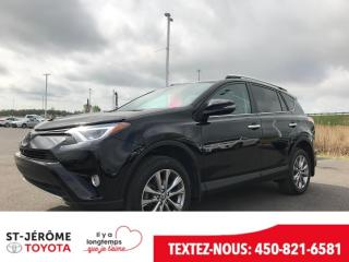 Used 2016 Toyota RAV4 LIMITED  for sale in Mirabel, QC