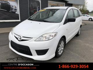 Used 2008 Mazda MAZDA5 Familiale 4 portes, boîte manuelle, GS for sale in St-Georges-de-Champlain, QC
