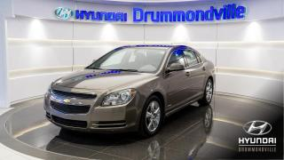 Used 2010 Chevrolet Malibu LT PLATINUM + MAGS + CUIR + WOW !! for sale in Drummondville, QC