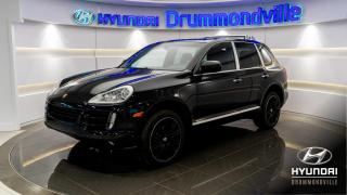 Used 2008 Porsche Cayenne MAGS 18 PO + 112 396 KM + TOIT + WOW !! for sale in Drummondville, QC