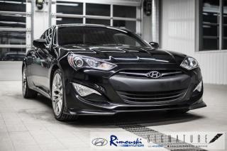 Used 2016 Hyundai Genesis R-spec V6 Rimouski hyundai for sale in Rimouski, QC