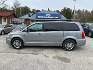 Used 2015 Chrysler Town & Country TOURING for sale in Flesherton, ON