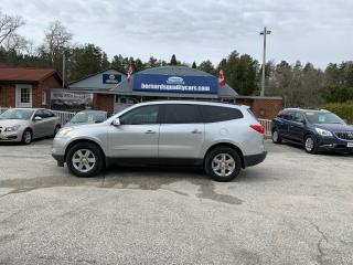 Used 2009 Chevrolet Traverse 1LT for sale in Flesherton, ON