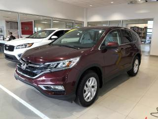 Used 2016 Honda CR-V Traction intégrale 5 portes EX for sale in Beauport, QC