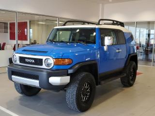 Used 2007 Toyota FJ Cruiser 4 RM 4 portes,AUTO for sale in Beauport, QC