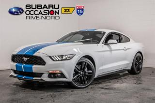 Used 2017 Ford Mustang ECOBOOST PERFORMANCE for sale in Boisbriand, QC