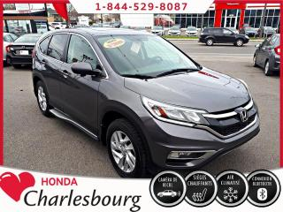 Used 2015 Honda CR-V EX 4WD **UN PROPRIÉTAIRE** for sale in Charlesbourg, QC